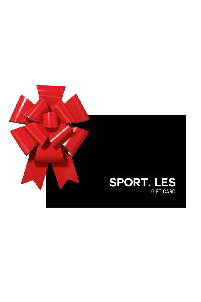 SPORT.LES Physical Gift Card