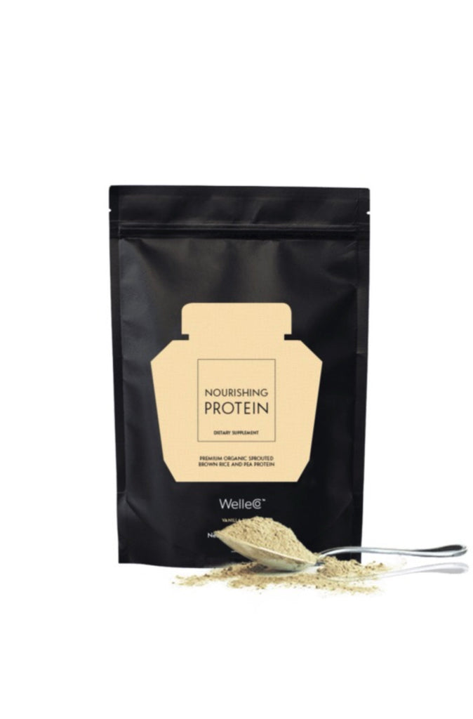 WELLECO Nourishing Protein Vanilla Refill | Shop Online SPORTLES.com