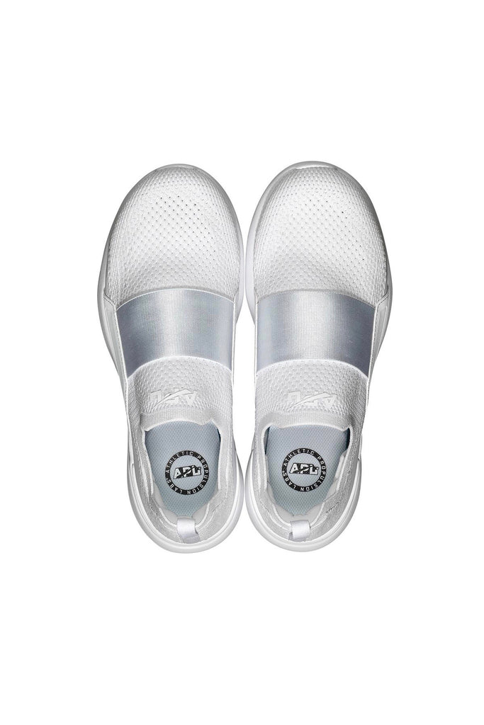 APL Women's Techloom Bliss White | Shop Online Premium Activewear SPORTLES.com