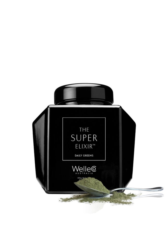 WELLECO Super Elixir Greens | Shop Online Wellness & Beauty | SPORTLES.com