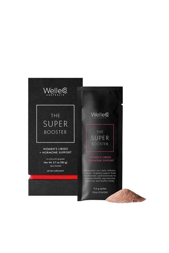 WELLECO Super Booster Women's Libido + Hormone Support | Shop Beauty & Wellness SPORTLES.com