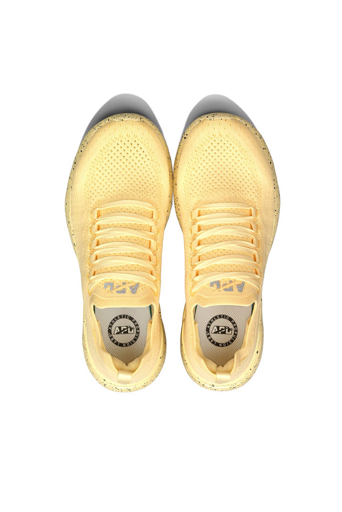 APL Women's Techloom Breeze Lemon Zest / Speckle | Shop Online at Sportles.com