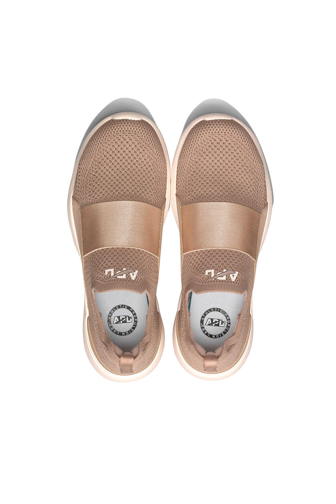 APL Women's Techloom Bliss Almond Nude | Shop Online Premium Activewear SPORTLES.com