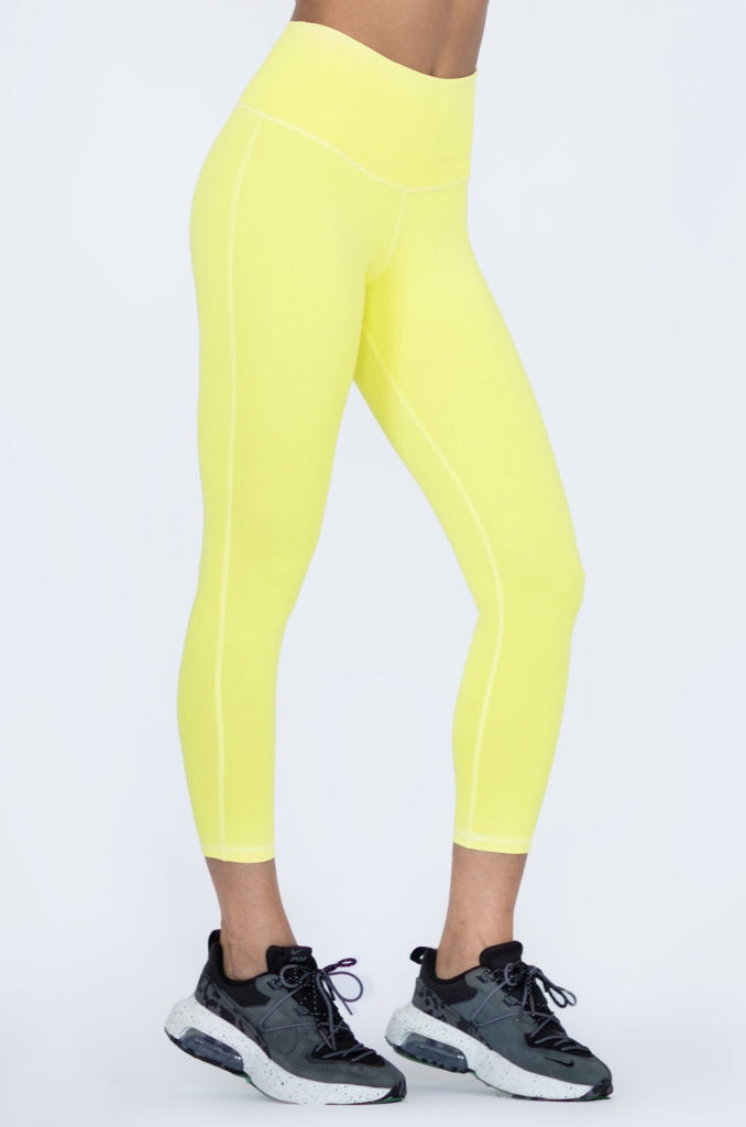 MICHI Instinct Legging Electric Yellow | Shop Online SPORTLES.com