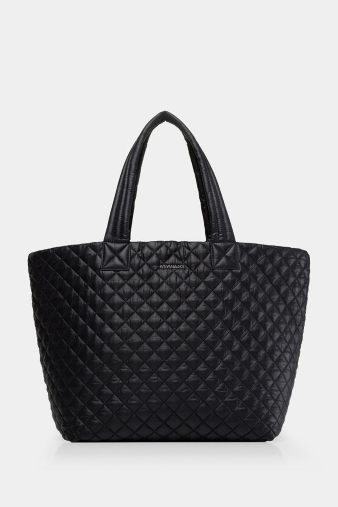 MZ WALLACE Large Metro Tote Black - sportles.com