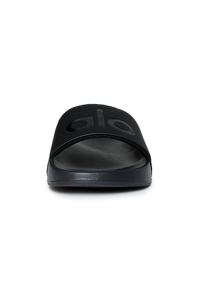 ALO YOGA It Slide Black - SPORTLES.com
