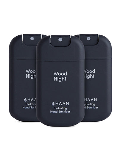 HAAN Hand Sanitiser Wood Night