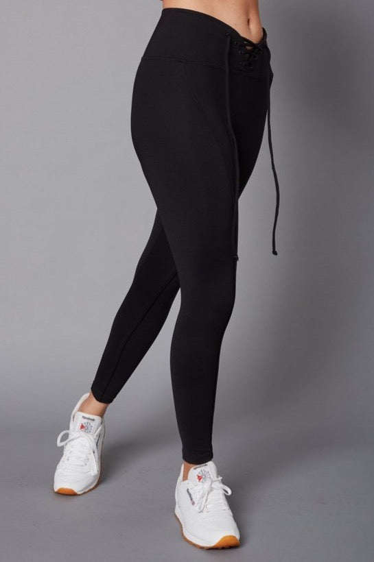 YEAR OF OURS - YEAR OF OURS Football Legging Black - SPORTLES.com