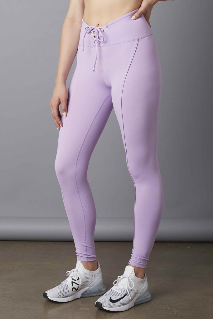YEAR OF OURS - YEAR OF OURS Football Legging Lilac - SPORTLES.com