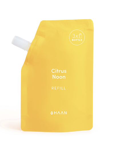 HAAN Hand Sanitizer Refill 100 ml Citrus Noon - Shop at Sportles.com
