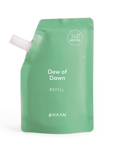 HAAN Hand Sanitizer Refill 100 ml Dew of Dawn - Shop Online SPORTLES.com