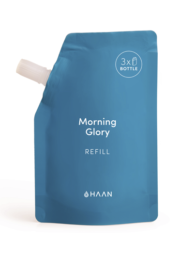 HAAN Hand Sanitizer Refill 100 ml Morning Glory - Shop Online SPORTLES.com