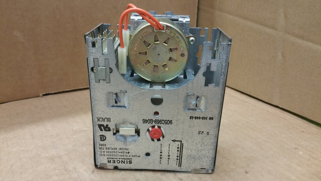 GE HotPoint Washer Timer- 905C969G043 /  WH12X929/   WH11X111/  WH12X0929