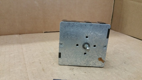 148281000 FRIGIDAIRE DRYER TIMER CONTROL SWITCH 148281-000 5303297177