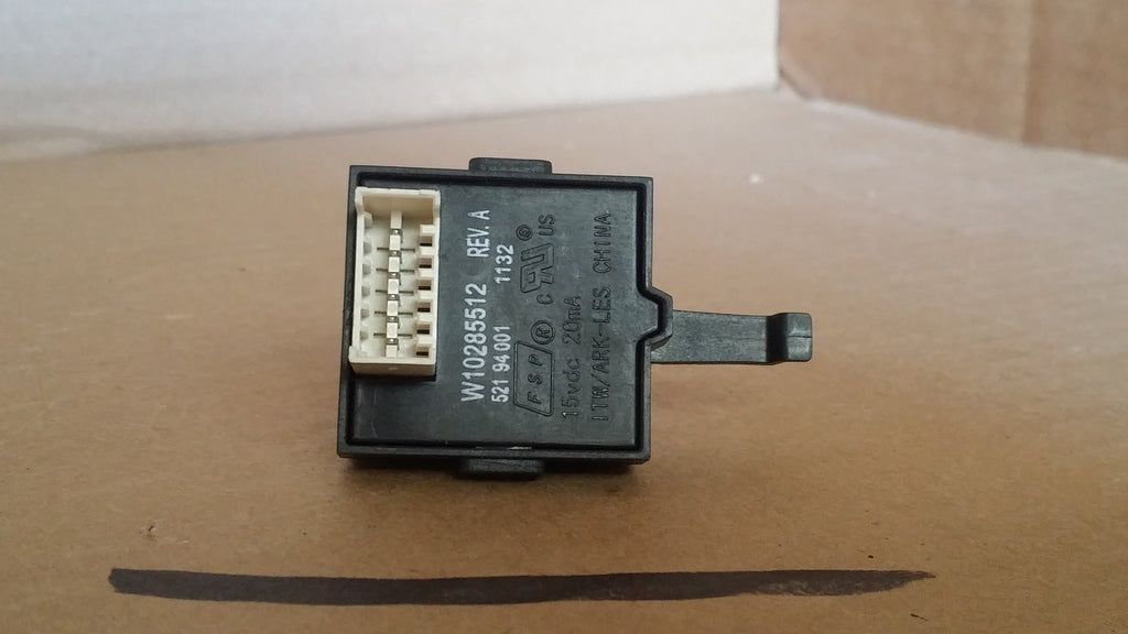Whirlpool Washer Selector Switch #W10285512