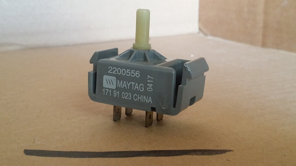 Maytag Washer Extra Rinse Switch #2200556
