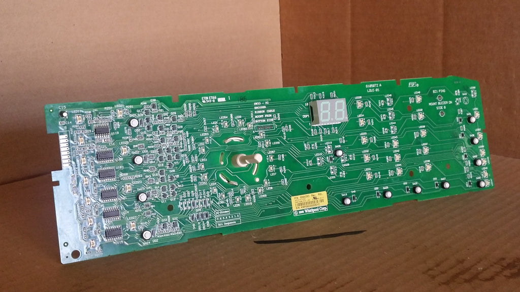 8564393 $129.99 Whirlpool Washer Control Board WP8564393 8564393R