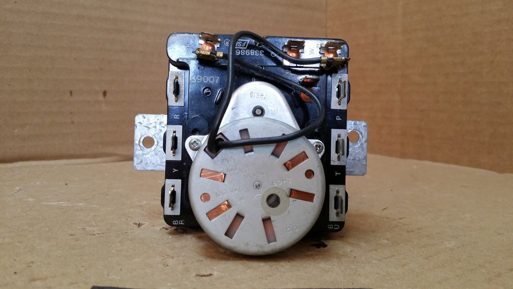 Whirlpool Kenmore Washer Timer-  3389864