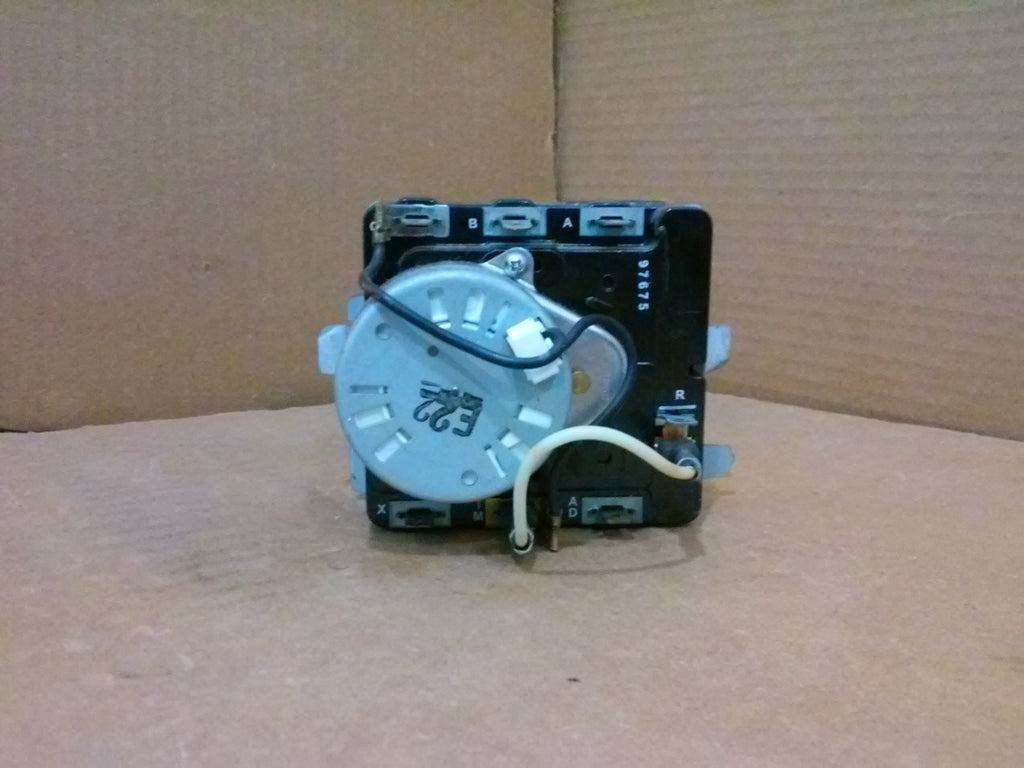 131850900 FRIGIDAIRE DRYER TIMER 131850900