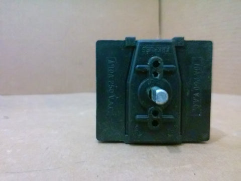 WHIRLPOOL RANGE OVEN CONTROL SWITCH-  3148419