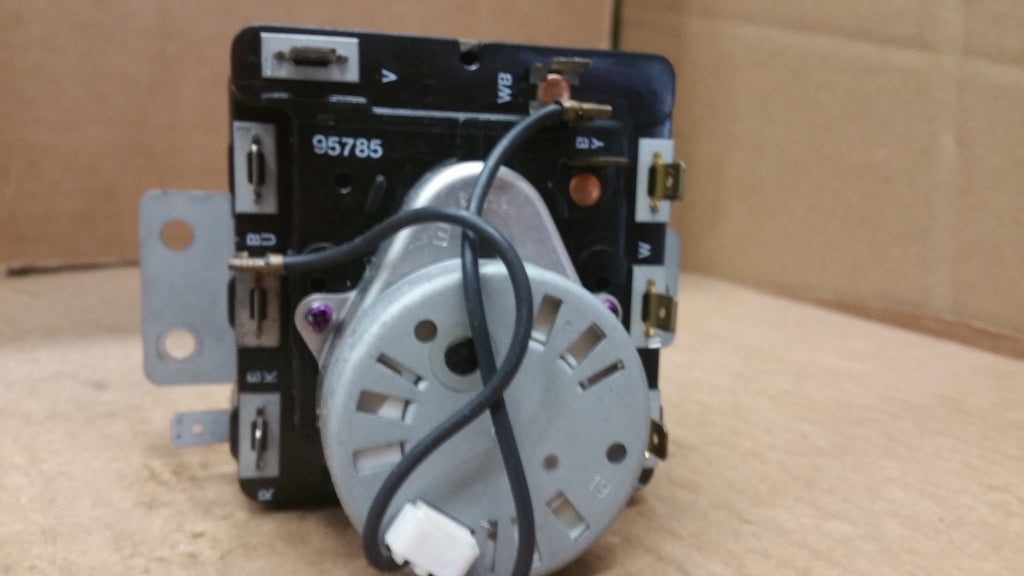 WHIRLPOOL DRYER TIMER-   3976576/ 3976576A/ 3976576R/ WP3976576/ 3406015/ 3406702/ AP6009025