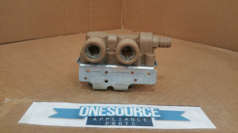 131389300 $6.99 FRIGIDAIRE WASHER WATER VALVE 134190200 01132783 5303202984