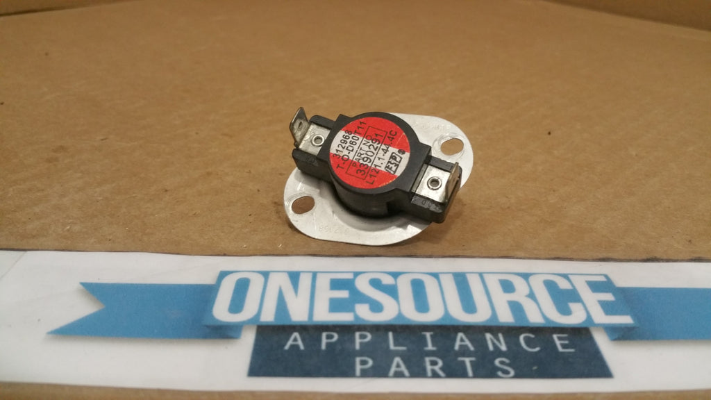 Whirlpool Dryer Thermal Fuse Thermostat Kit 3390291 3977394  U2013 Onesource Appliance Parts