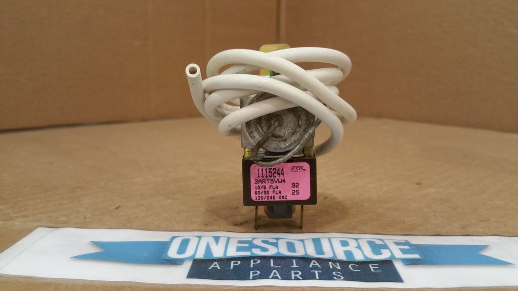 1115244 $21.99 WHIRLPOOL REFRIGERATOR THERMOSTAT CONTROL  115245  99989726