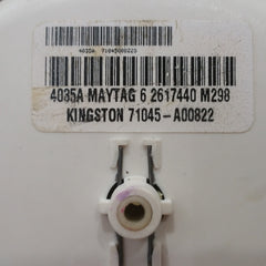 MAYTAG WASHER TIMER 6 2617440 62617440