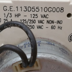 113D5510G008 $42.95 GE DRYER TIMER WE4X754 WE04X0754 WE4X629