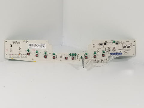 GE DISHWASHER CONTROL BOARD WHITE 165D7803P003
