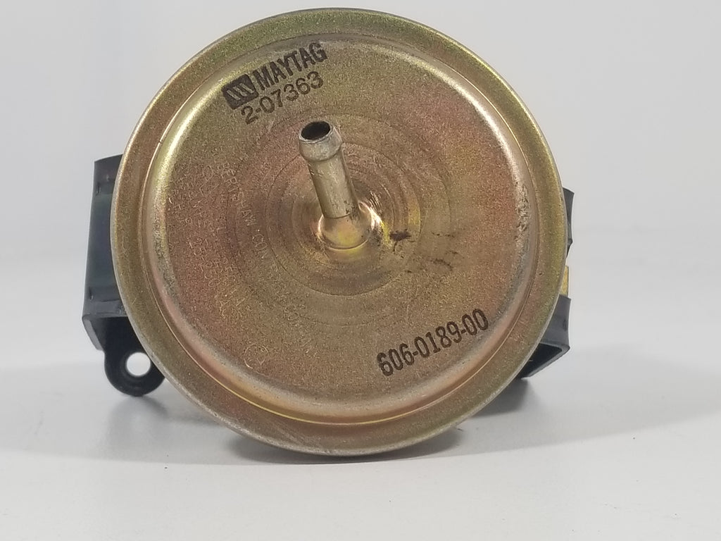 2-07363-1 MAYTAG WASHER WATER LEVEL PRESSURE SWITCH