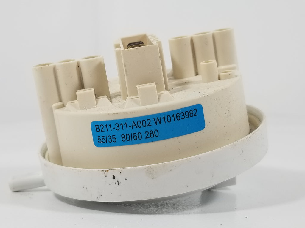 Maytag Washer Water-Level Pressure Switch- W10163982/PS11749323