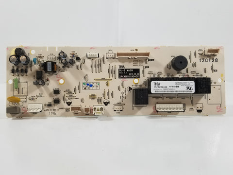GE Dishwasher Electronic Control Board- 165D9734G003/  WD21X10470/  WD21X10505/ 1120282452