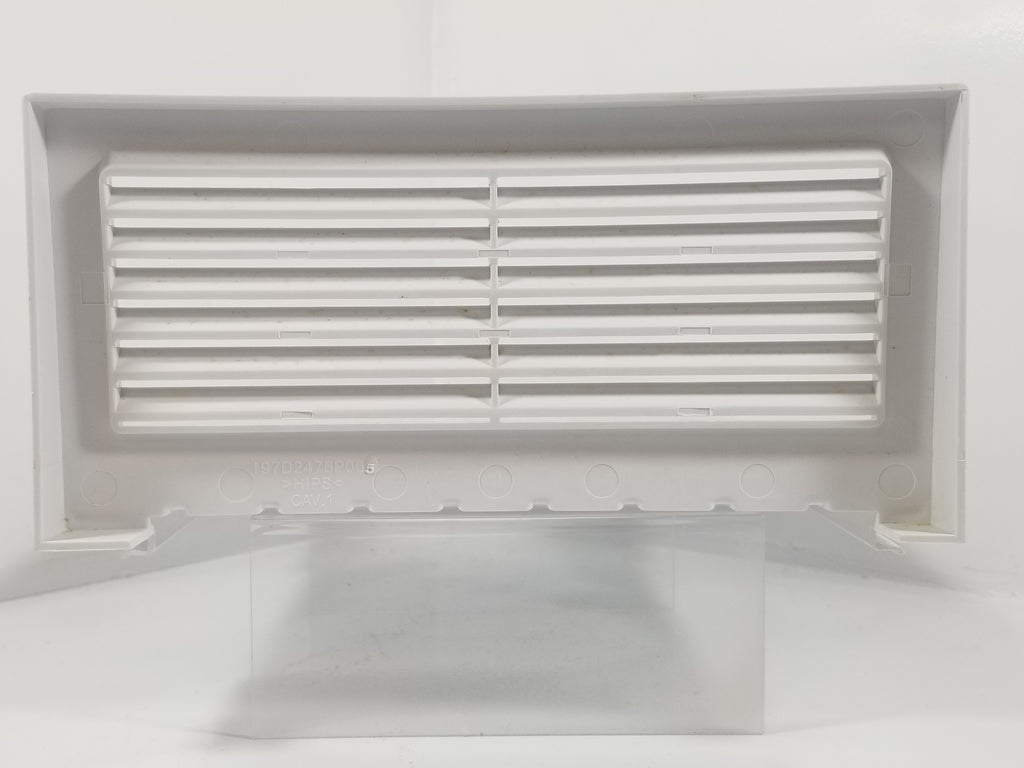 GE Refrigerator Freezer Chiller Top Shelf- 197D2476P005