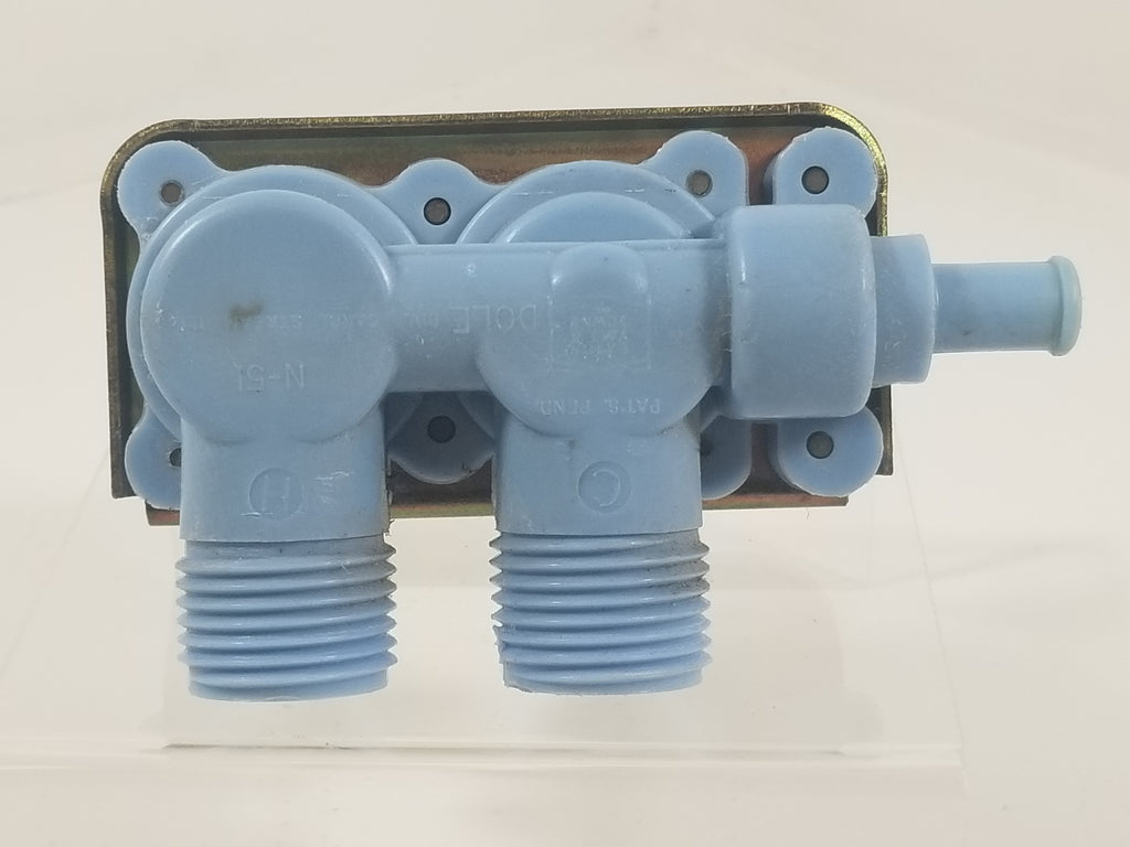 GE WASHER WATER INLET VALVE-  905C477G010