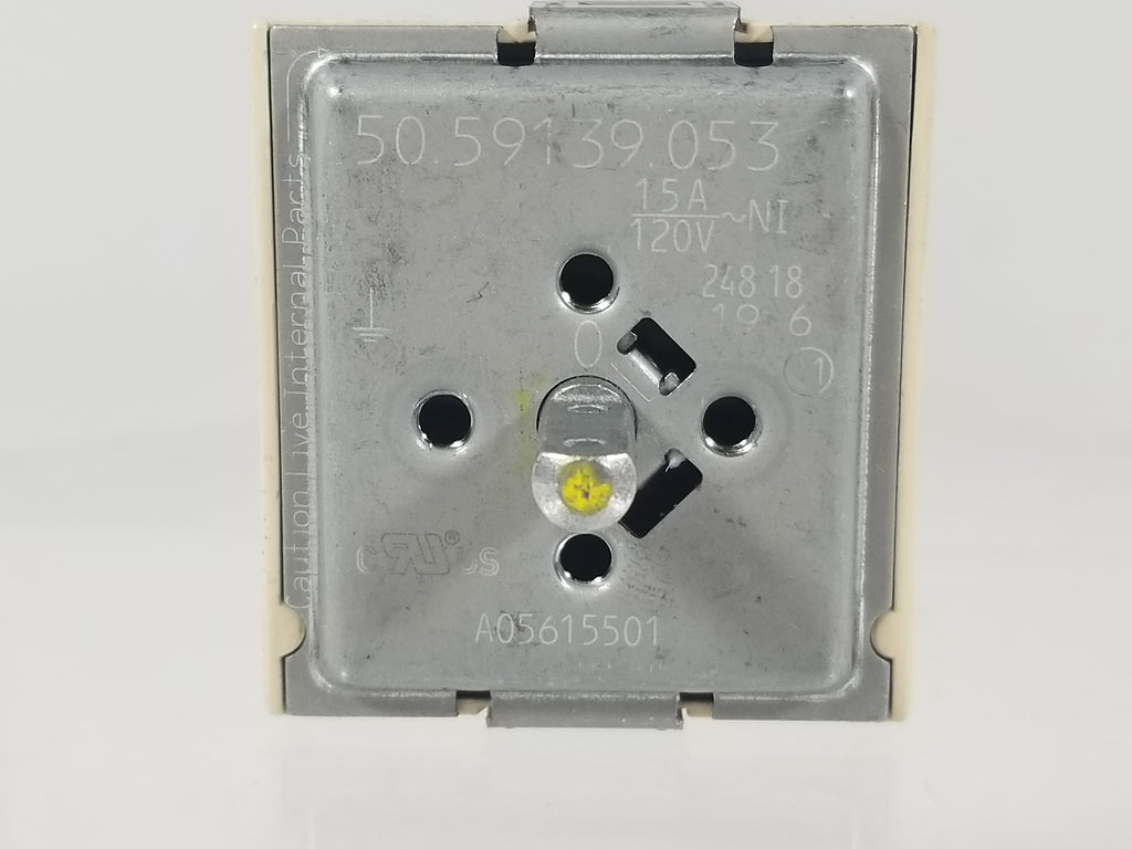 KENMORE RANGE SURFACE ELEMENT SWITCH-  A05615501