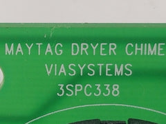 MAYTAG DRYER CHIME-   63718130/ 3SPC338