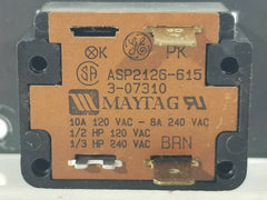 Maytag Dryer Push Care Switch 3-07310 307310 ASP2126-615