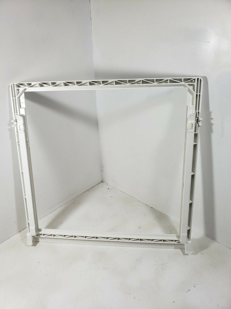Frigidaire Refrigerator Shelf Frame  #240350900 **WITH GLASS**