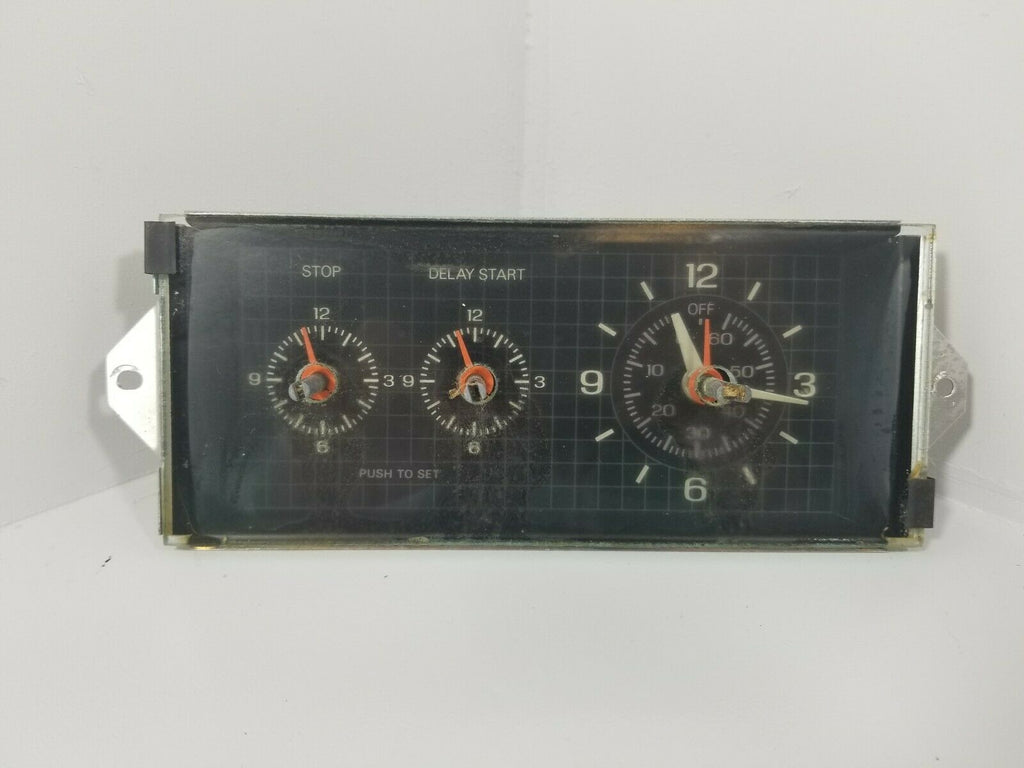 GE OVEN RANGE TIMER WB19X5286 3AST23A518A1B