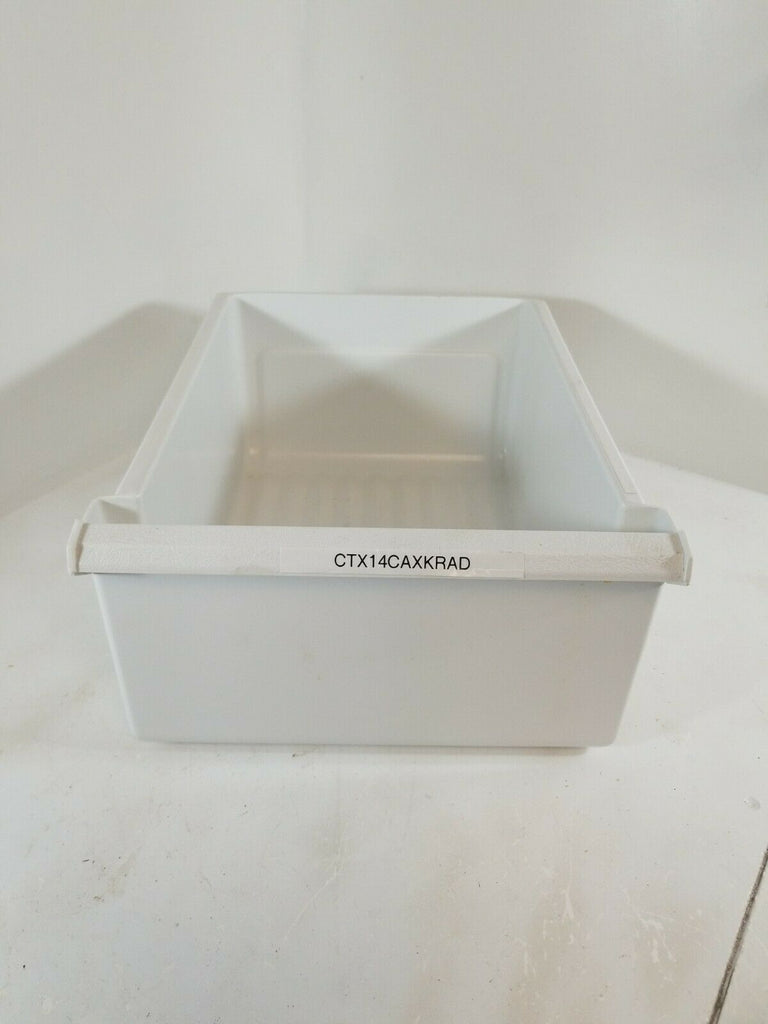 HOTPOINT REFRIGERATOR CRISPER DRAWER PART # WR32X1455