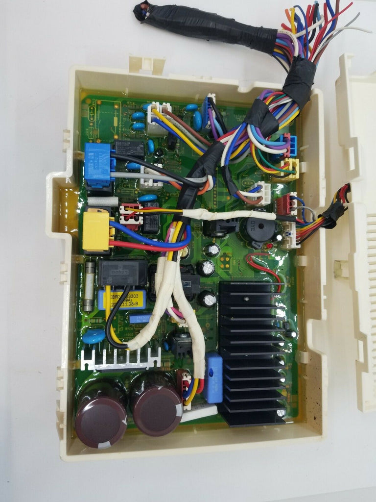 Washer electronic control board #EBR38163303 and Cover 3550ER1032A