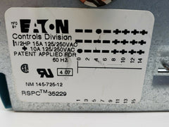 Eaton Controls Division Washing Machine Timer 414-376-20 RSPC 35229 NM14572512