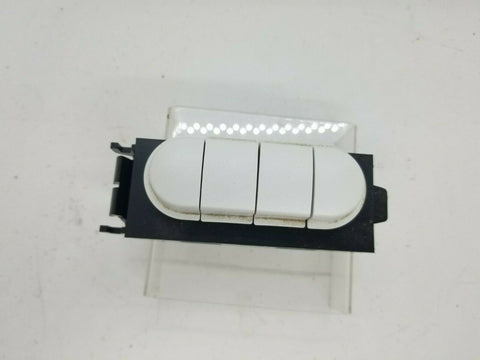 #22003006 #6 2606380Q MAYTAG WASHER WHITE  4-BUTTON SWITCH GENUINE OEM PART