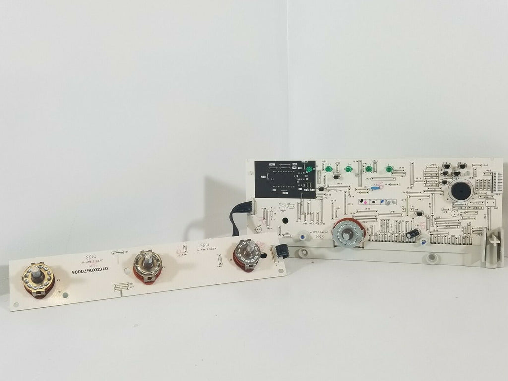 GE WASHER MAIN CONTROL BOARD ASSEMBLY WH12X10614 175D5261G040