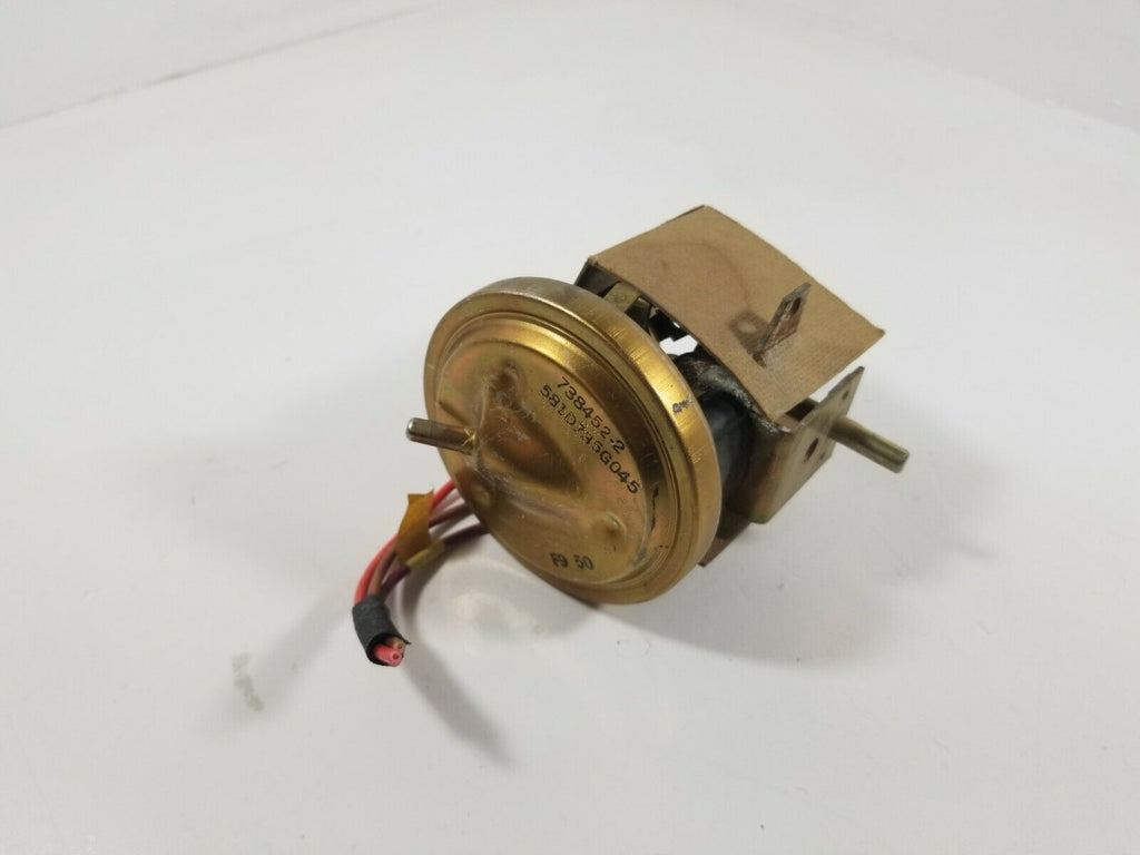 GE Washer Water Level Switch 581D735G045 738452-2