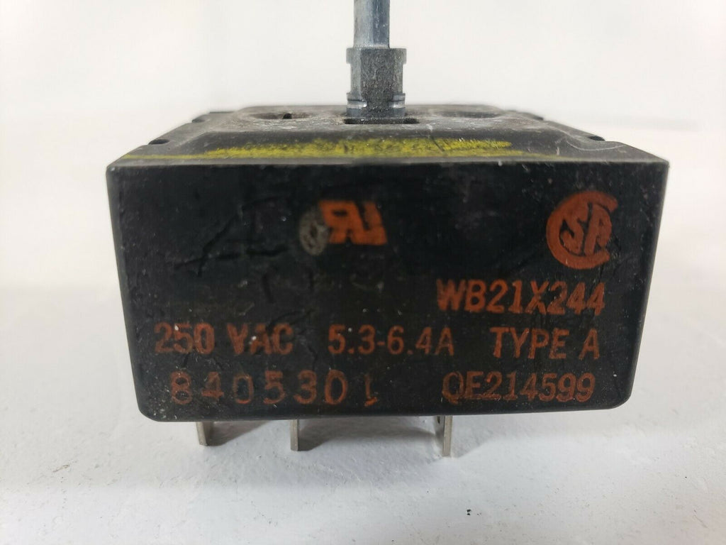 GE Oven Range Switch WB21X244 QE214599
