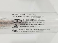 WASHER SH CAPACITOR RNV-45H2005 10000AFC GB/T3667 450VAC