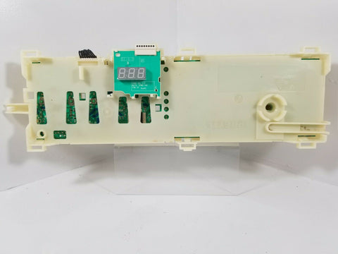 Siemens Electric Dryer User Interface Control Board E136856